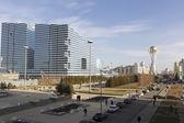 Astana- capital of Kazakhstan — Stock Photo