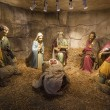 Stock Photo: Christmas manger