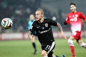 Skoda Xanthi vs Paok Fc — Stock Photo
