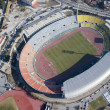 Aerial Panoramic View of Kaftatzoglio Stadium — Stock Photo #38713781