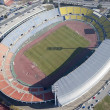 Aerial Panoramic View of Kaftatzoglio Stadium — Stock Photo #38713829