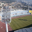 Aerial Panoramic View of Kaftatzoglio Stadium — Stock Photo