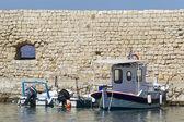 Venetian fortress Koules in Heraklion, Crete — Stock Photo