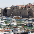 Fishing boats,Heraklion of Crete, Greece — Stock Photo #39204505