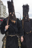 Bell bearers Parade in Thessaloniki — Stock Photo