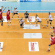 Stock Photo: HELLENIC VOLLEYBALL LEAGUE PAOK VS OLYMPIACOS