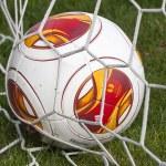 BENFICA SL vs PAOK THESSALONIKI UEFA EUROPA LEAGUE — Stock Photo #42424383