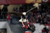 BENFICA SL vs PAOK THESSALONIKI UEFA EUROPA LEAGUE — Stockfoto