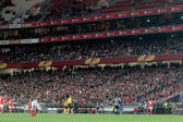BENFICA SL vs PAOK THESSALONIKI UEFA EUROPA LEAGUE — Stock Photo