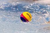 Paok vs nereas polo aquático — Fotografia Stock