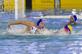 PAOK vs VOULIAGMENI WATER POLO — Stock fotografie