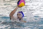 PAOK vs VOULIAGMENI WATER POLO — Stockfoto