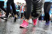 第 9 回マラソン アレキサンダー大きいのギリシャ語 — ストック写真