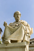 Statue of Plato from the Academy of Athens,Greece — Stock Photo
