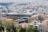 New Acropolis museum, Athens, Greece — Stock Photo