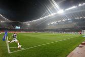 Paok vs panathinaikos grec h Cup — Photo