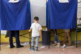 Municipal and regional elections in Greece — Stock Photo