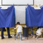 Постер, плакат: Municipal and regional elections in Greece