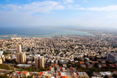 Panoramic view of Haifa — Stock Photo