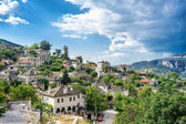 The picturesque village of Vitsa in Zagori area, northern Greece — Foto de Stock
