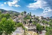 The picturesque village of Vitsa in Zagori area, northern Greece — Stok fotoğraf