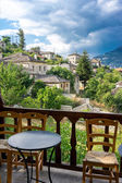The picturesque village of Aristi in Zagori area, northern Greec — Stock fotografie