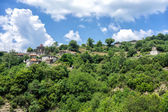 Beautiful view of the historic town in Zagori area, northern Gre — Stock fotografie