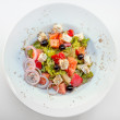 Greek salad — Stock Photo #33497627
