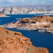 Lake Powell ArizonUSA — Stock Photo #33392193