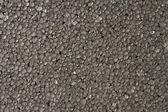 Styrofoam stone black — Stock Photo
