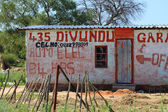 Namibia traditional building — Stock Photo