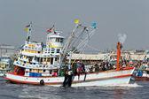 Fishing Boat Medium — Stock Photo