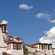 potala palace — Stock Photo
