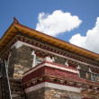 Stock Photo: Tibetbuilding
