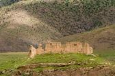 Verwoeste kasteel — Stockfoto