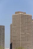 строительство города — Стоковое фото