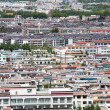 Lhasa city — Stock Photo