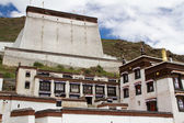 Tashilhunpo monastery — Stock Photo