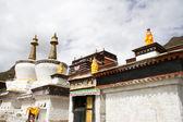 Monasterio de tashilhunpo — Foto de Stock