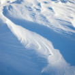Snow drifts — Stock Photo #33520441