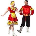 Russian folk dance — Stock Photo #33522475