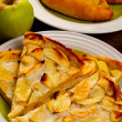 Home baking with apples — Stock Photo #33523041