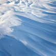 Snow drifts — Stock Photo #33523101