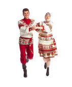 Russische dans — Stockfoto