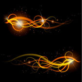 Fire pattern — Vector de stock