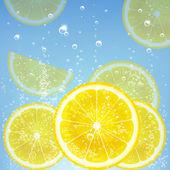 Lemonade — Stock Vector