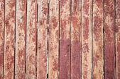Bakgrund av gamla målade brädorna — Stockfoto