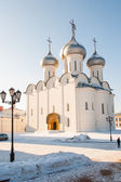 View of the Saint Sophia Cathedral — Stock Photo
