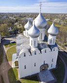 Saint Sophia Cathedral in Vologda — Stock Photo