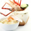 Tom Yum Goong — Stock Photo
